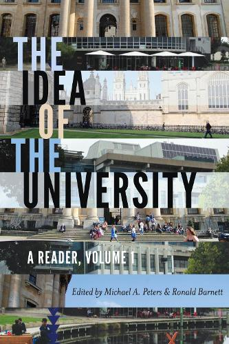 The Idea of the University: A Reader, Volume 1 - Global Studies in Education 17 (Paperback)