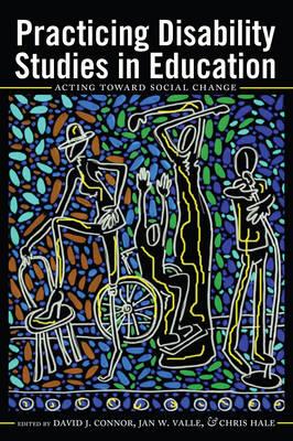 Practicing Disability Studies in Education: Acting Toward Social Change - Disability Studies in Education 17 (Hardback)