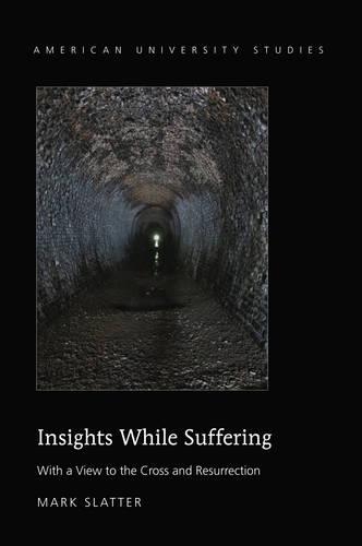 Insights While Suffering: With a View to the Cross and Resurrection - American University Studies 345 (Hardback)
