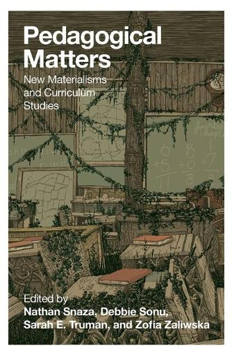 Pedagogical Matters: New Materialisms and Curriculum Studies - Counterpoints 501 (Paperback)