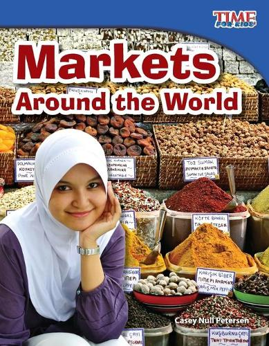 Markets Around the World (Paperback)