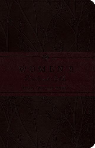 ESV Women's Devotional Bible (Leather / fine binding)