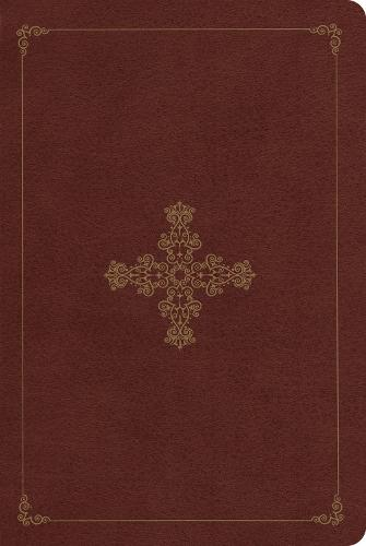 ESV Single Column Personal Size Bible (Leather / fine binding)