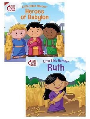 Heroes of Babylon/Ruth Flip-Over Book (Paperback)