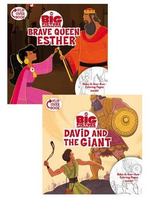 Brave Queen Esther/David and the Giant - Gospel Project (Paperback)