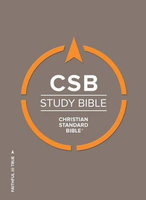 CSB Study Bible, Hardcover, Indexed (Hardback)