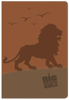 The CSB Big Picture Interactive Bible, Lion LeatherTouch (Leather / fine binding)