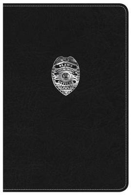 CSB Law Enforcement Officer's Bible (Leather / fine binding)