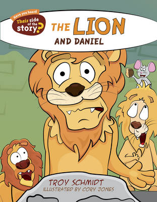 The Lion and Daniel (Paperback)