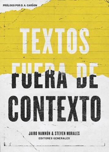 Textos fuera de contexto (Paperback)