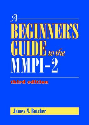 A Beginner's Guide to the MMPI-2 (Hardback)