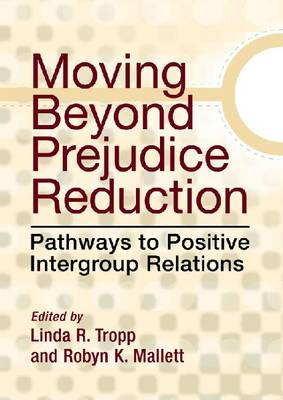 Moving Beyond Prejudice Reduction: Pathways to Positive Intergroup Relations (Hardback)