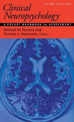 Clinical Neuropsychology: A Pocket Handbook for Assessment (Paperback)