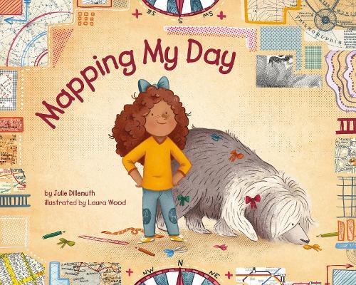 Mapping My Day (Hardback)