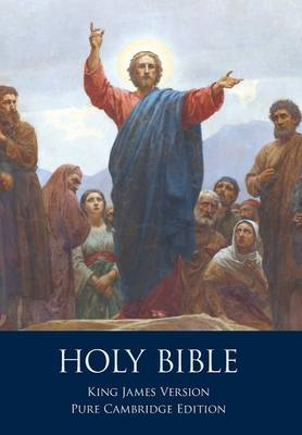 The Holy Bible: Authorized King James Version, Pure Cambridge Edition (Paperback)