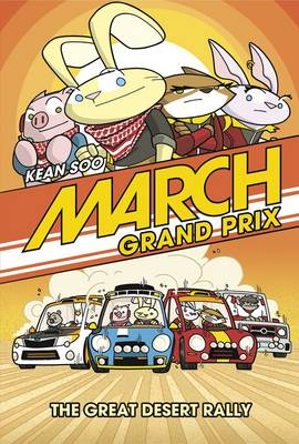 March Grand Prix: Great Desert Rally - March Grand Prix (Paperback)