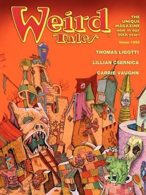 Weird Tales 333 (Paperback)