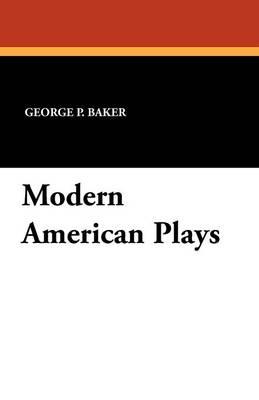 Modern American Plays (Paperback)