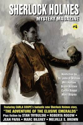 Sherlock Holmes Mystery Magazine #4 (Paperback)