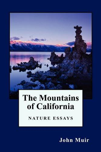 The Mountains of California (Paperback)
