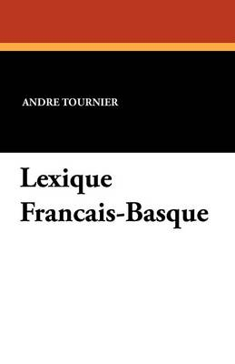 Lexique Francais-Basque (Paperback)
