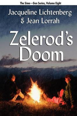 Zelerod's Doom: Sime Gen, Book Eight (Paperback)