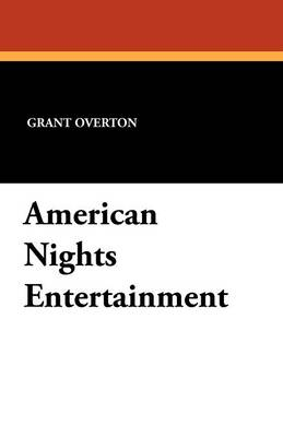 American Nights Entertainment (Paperback)