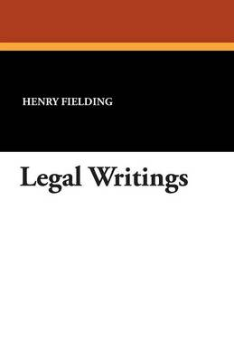Legal Writings (Paperback)