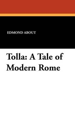 Tolla: A Tale of Modern Rome (Paperback)