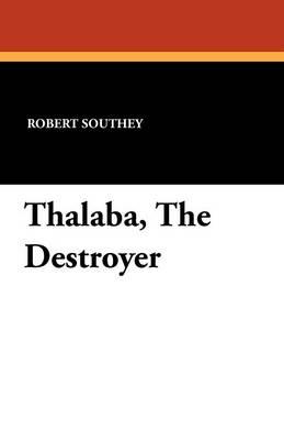 Thalaba, the Destroyer (Paperback)