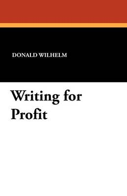 Writing for Profit (Paperback)