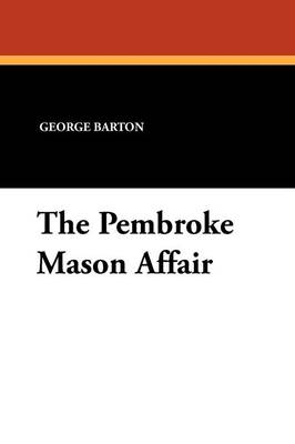The Pembroke Mason Affair (Paperback)