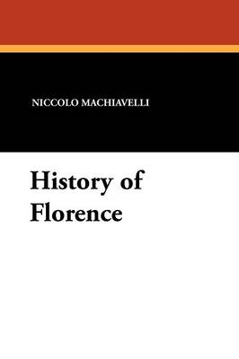 History of Florence (Paperback)