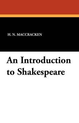 An Introduction to Shakespeare (Paperback)