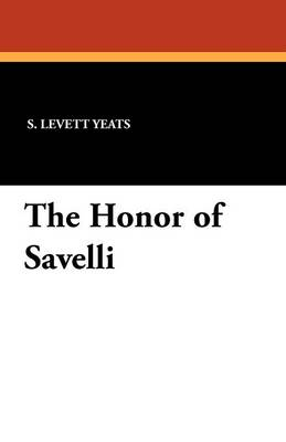 The Honor of Savelli (Paperback)