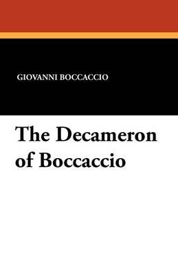 The Decameron of Boccaccio (Paperback)