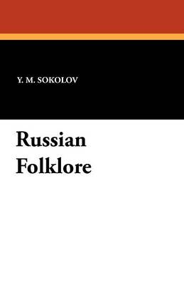 Russian Folklore (Paperback)