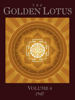 The Golden Lotus, Vol. 4 (1947) (Paperback)