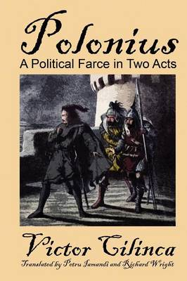 Polonius: A Political Farce in Two Acts (Paperback)