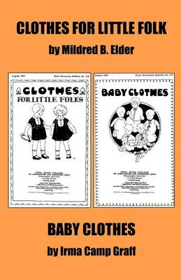 Clothes for Little Folks and Baby Clothes (Paperback)