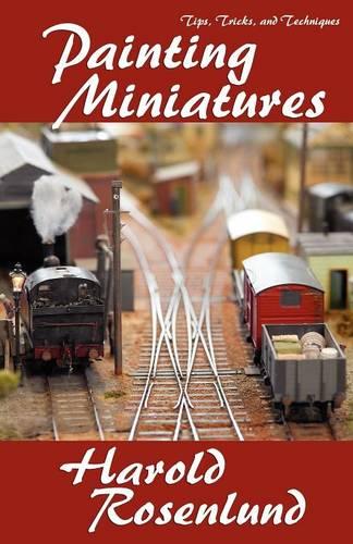 Painting Miniatures (Paperback)