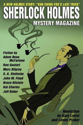 Sherlock Holmes Mystery Magazine #8 (Paperback)