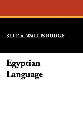 Egyptian Language (Paperback)