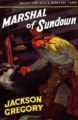 Marshall of Sundown (Paperback)