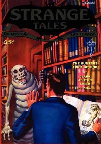 Pulp Classics: Strange Tales #6 (October 1932) (Paperback)