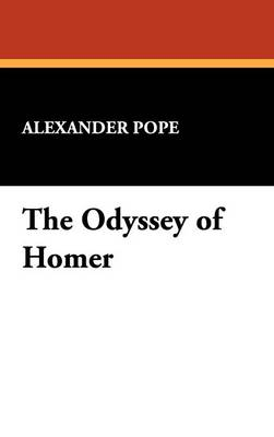 The Odyssey of Homer (Hardback)