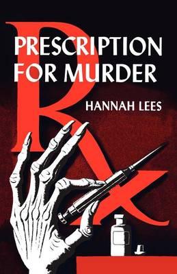Prescription for Murder (Paperback)