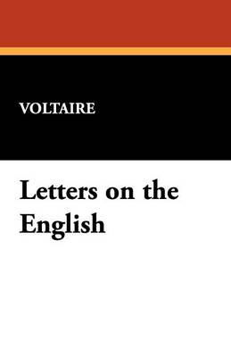 Letters on the English (Paperback)