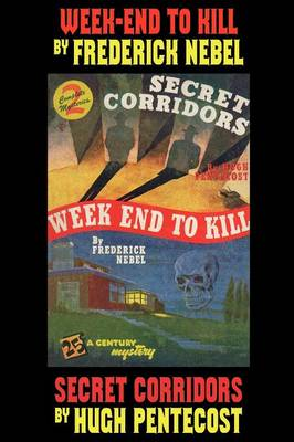 Mystery Double: Week-End to Kill and Secret Corridors (Paperback)