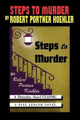 Steps to Murder (Paperback)
